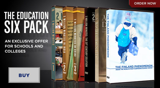 Education Six Pack